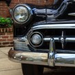 Stock Photo: Oldtimer detail