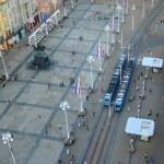 Ban Jelacic Square — Stock Photo
