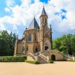 Stock Photo: Crypt and church of czech royal family Schwarzenberg