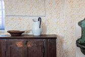 Pokój z ubiegłego wieku — Zdjęcie stockowe