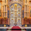 Stock Photo: Iconostasis in St. Petersburg, Russia