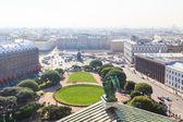 Praça de Santo isaac St. petersburg — Fotografia Stock