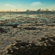 Stock Photo: Freezing bay
