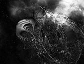 Alien amorphe — Photo