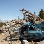 ������, ������: Wrecks at the dump