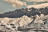 Matanuska glacier with climbers — Photo