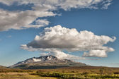 Yukon scenery with clouds. — Stock Photo