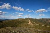 Top of the World Highway — Foto de Stock