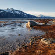 Winter Sun on Chilkat Inlet — Stock Photo #40258745