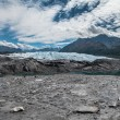 Matanuska Glacier in summer — Stock Photo