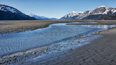 Chilkat Beach — Stock Photo