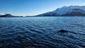 平静的水面 — 图库照片