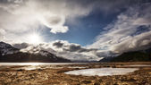 Alaskan Spring — Stock Photo