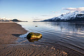 Chilkat Inlet Evening — Stock Photo