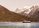 Southeast Alaskan Ferry — Stock Photo