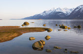 Chilkat Beach Evening — Stock Photo