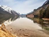 Chilkoot Lake Reflections — Stock Photo