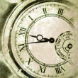 Stock Photo: Vintage Grunge Clock Face