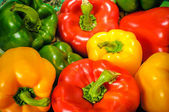 Bell Peppers — Foto Stock