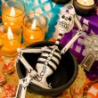 ������, ������: Mexican day of the dead offering Dia de Muertos