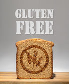 Gluten Free Bread — Stock Photo