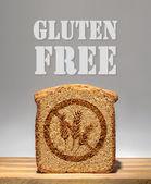 Gluten Free Bread — Stock Photo