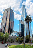 Mexican Stock Exchange or Bolsa Mexicana de Valores, Mexico City — Stock Photo