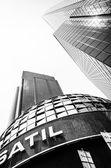 Mexican Stock Exchange or Bolsa Mexicana de Valores, Mexico City — Stock Photo