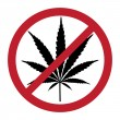 Stock Photo: No cannabis
