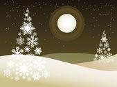 Winter outdoor theme — Stock Photo