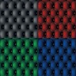 Set of dark sofa pattern background — Stock Vector