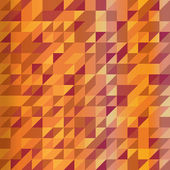 Triangles background — Stock Photo
