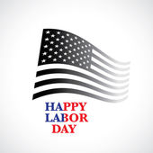 Happy Labor Day — Stock Photo