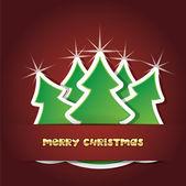 圣诞主题 — 图库照片