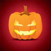 Halloween pumpkin — Foto Stock