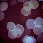 Bokeh light vintage background — Stock Photo