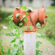 Old fire hydrant  — Stock Photo #37024115