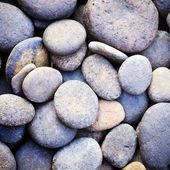 Pebble stenen achtergrond — Stockfoto
