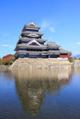 Matsumoto Castle — Stock Photo