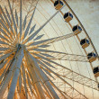 Stock Photo: Ferris wheel