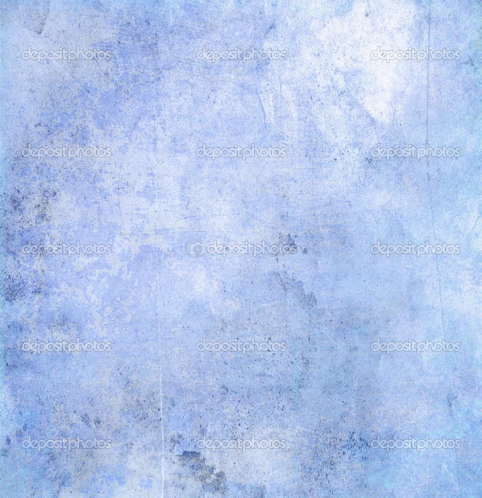 蓝色grunge 纸张纹理– 图库图片