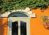イタリアのウィンドウ — ストック写真