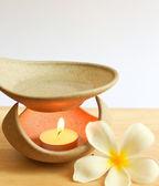 Aromatherapie lamp — Stockfoto