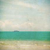 Coast of beach — Stock Photo