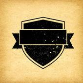 Badge label — Стоковое фото