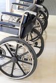 Empty wheelchair — Stock Photo