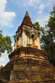 Tapınak kalıntıları — Stok fotoğraf
