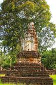 руины храма — Стоковое фото