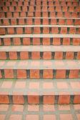 Escalera de ladrillo — Foto de Stock