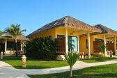 Tropical resort — Stock Photo